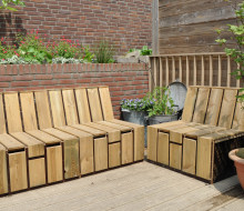 Rooftop Garden Furniture