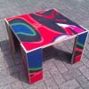 ReUsed Grafitti Furniture Project