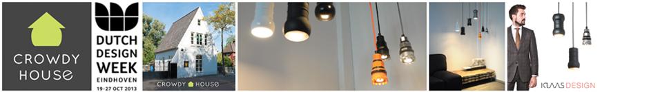 Klaas Design - Dutch Design Week 2013 - Crowdy House