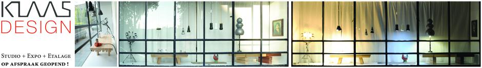 Klaas Design - Expositie etalage @ KD Studio