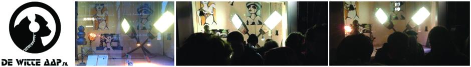Klaas Design - Expositie Museumnacht - De Witte Aap