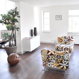 Klaas Design - Hangend dressoir interieur advies 1