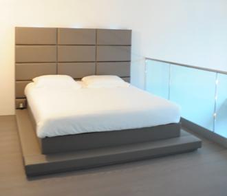Klaas Design - Headboard en bedombouw 1