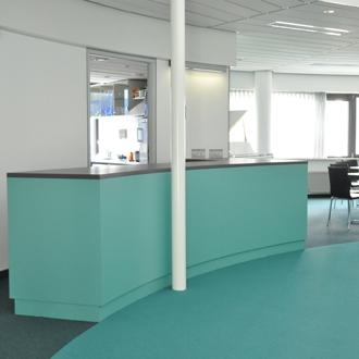 Klaas Design - Reception desk 1