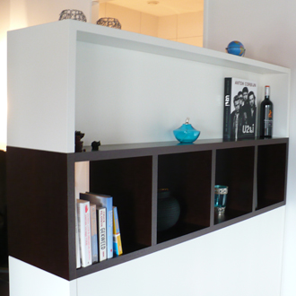Klaas Design - Roomdivider Baan 2