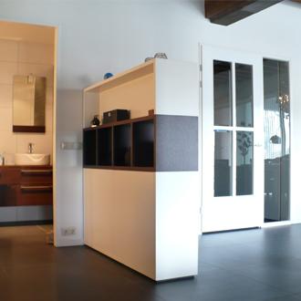 Klaas Design - Roomdivider Baan
