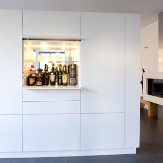 Klaas Design - Roomdivider van Vliet 1
