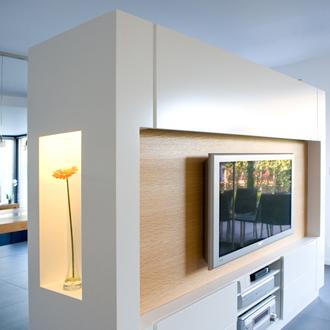 Klaas Design - Roomdivider van Vliet 2