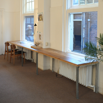 Klaas Design - Werktafel De Zuster 3