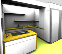 Kitchen Design – Work In Progress