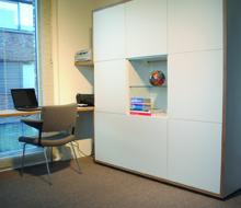 STUDIO DESK / CABINET