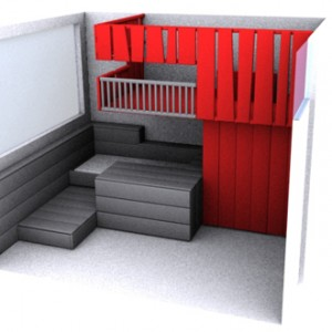 Klaas Design - Kinderbed Stoer